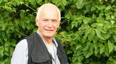 Eric Boissel - Trésorier - Architecte - Charpentier